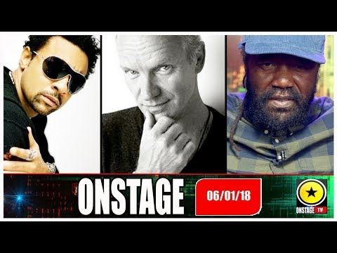 Sting, Shaggy, Tony Rebel - Onstage January 6, 2018 (FULL SHOW)