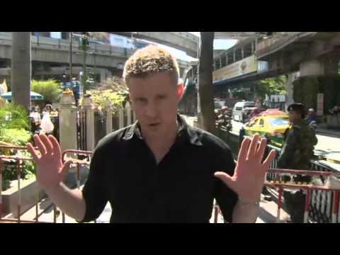 Video 7:22          Bangkok bombing   suspect   captured on CCTV, Thailand junta chief says, as sec