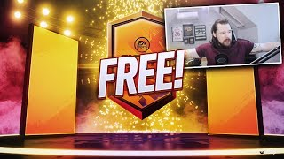 FREE PACKS FOR EVERYONE! - FIFA 19 Ultimate Team