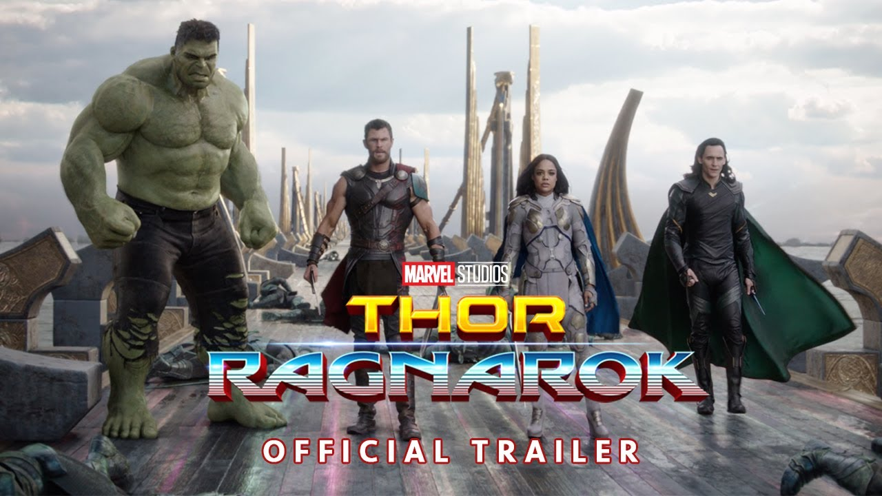 "Download ""Thor: Ragnarok"" Official Trailer"