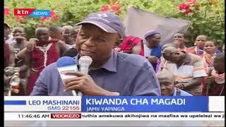 Jamii yapinga mipango ya kufunga  kiwanda cha magadi Kajiado