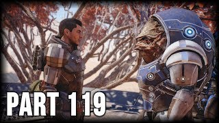 Mass Effect: Andromeda - 100% Walkthrough Part 119 [PS4] – Assignment: Conflict in the Colony