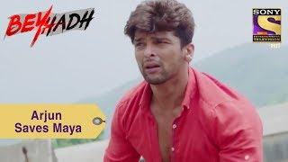 Your Favorite Character   Arjun Runs To Save Maya   Beyhadh