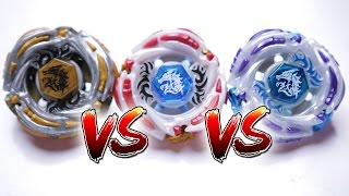 BEYBLADE METAL MASTERS BATTLE | Ultimate Meteo L-Drago Absorb Epic Battle