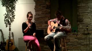 Christina Perri/I Could Sing Of Your Love Forever Cover