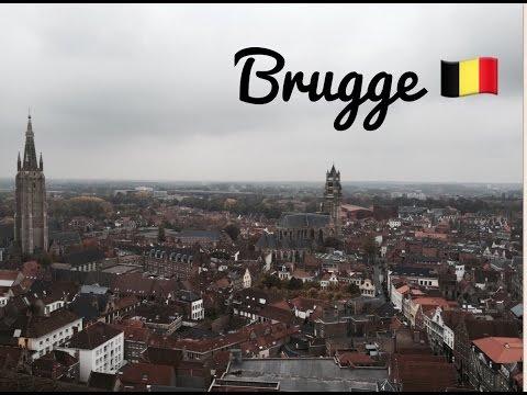 Bruges o Brugge: una città favolosa! | travel diary 🇧🇪 | day 4 in Belgium | museo Salvador Dalì 🎨
