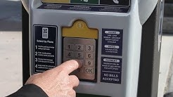 Glendale Extend-by-Phone Parking Meters