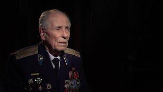 Спецпроект к 75-й годовщине Победы: ветеран Великой Отечественной войны, десантник Леонид Жуков
