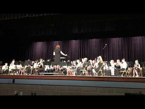 Vestal Middle School Spring Concert 2018