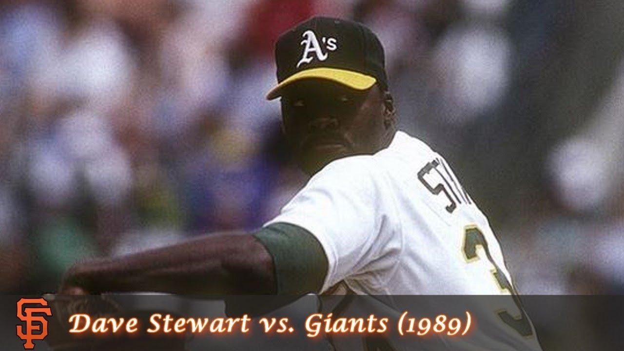 Dave Stewart Baseball Cards Value