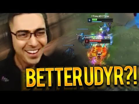 HE'S A BETTER UDYR THAN ME?!?! - Trick2G