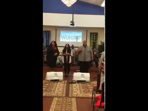 AOLCWC Praise & Worship Experience