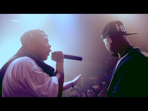 VIDEO - Bahay Katay - Smugglaz Vs Zaito - Rap Battle @ Katayan Sa Hamogan