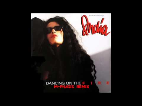 India - Dancing On The Fire(M-Phasis Remix)
