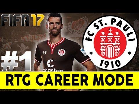 FIFA 17 | RTG Career Mode | #1 | St Pauli