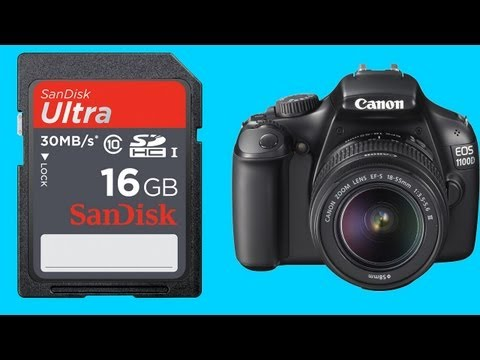 SanDisk Ultra SDHC 30 Mb/s UNBOXING, REVIEW, DEMO and Set-up