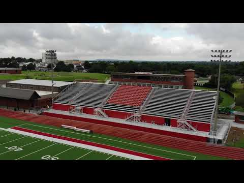 6/17/19: The Championship Drive: Bishop Kelley High School Stadium Renovation