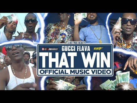 "GUCCI FLAVA - ""THAT WIN"" (OFFICIAL MUSIC VIDEO)"