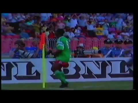 Roger Milla - 1990 World Cup