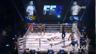 Dzevad Poturak(BiH) vs Theodosiadis Panagiotis(Grcka)