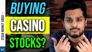 Are Casino Stocks a Buy in 2020? (My Strategy)