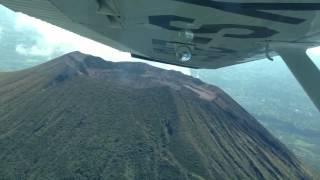 Volcán de San Miguel, El Salvador