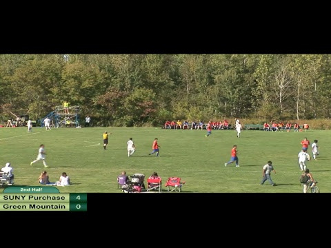 NCAA Men's Soccer: SUNY Purchase vs. Green Mountain College