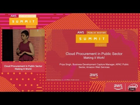 Cloud Procurement in Public Sector - Making It Work