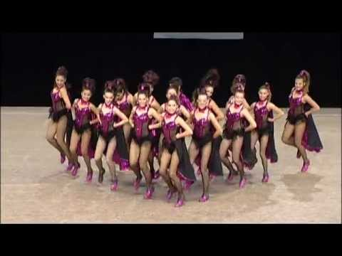 WORLD CHAMPIONSHIP TAP DANCE 2012-COPACABANA-B.MANILOW
