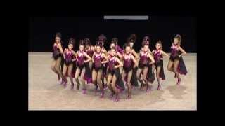 WORLD CHAMPIONSHIP TAP DANCE 2012-COPACABANA-B.MANILOW'S coreografia GRAZIELLA DI MARCO