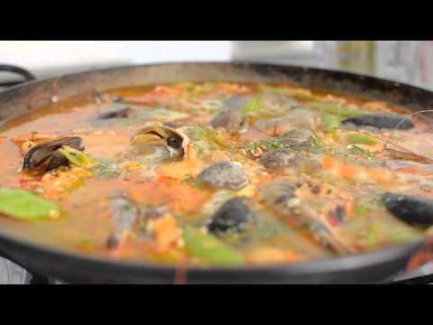 How to Make Authentic Seafood Paella | Seafood Recipe | Allrecipes.com