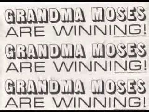Grandma Moses UK - Rolling Down The Country