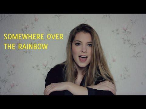 Somewhere Over The Rainbow Romy Wave pop remix