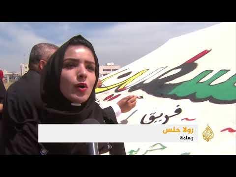 قادة الفصائل الفلسطينية بغزة يجتمعون في مخيمات العودة