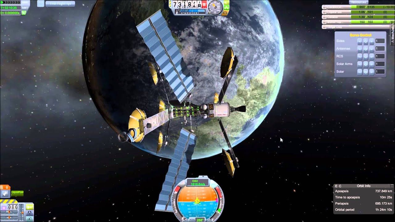 Kerbal Space Program. Real Solar System. | VK