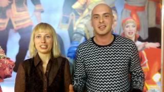 Антон Привольнов о спектакле «Бабий бунт»