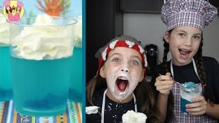 SHARK JELLO - Sharknado OrJaws Party - Summer Themed Jelly Treat For Kids - Warning:MESSY
