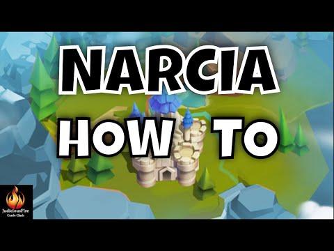 NARCIA WAR ERA Guide Castle Clash How To