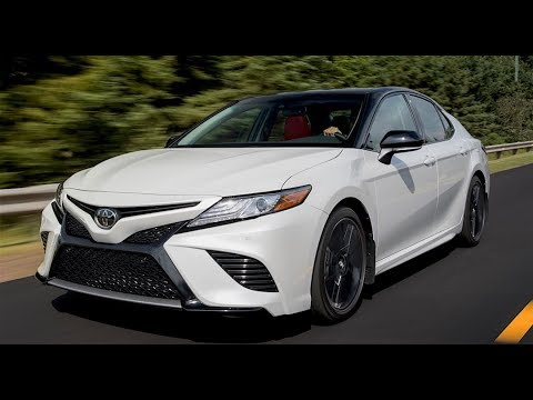All-New 2018 Toyota Camry Review