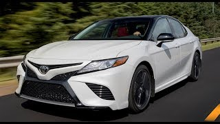 All-New Toyota Camry Review--BEST CAMRY YET!