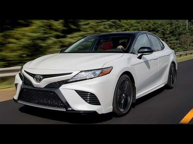 All New 2018 Toyota Camry Review Best Camry Yet