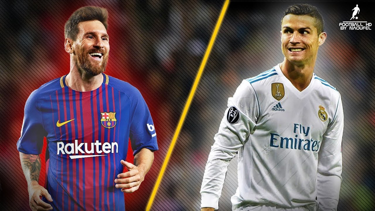 Cristiano Ronaldo Vs Lionel Messi    E  B Masterpiece  Epic Battle Part   E  B Hd P