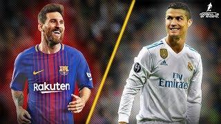 Cristiano Ronaldo VS Lionel Messi 201718  Masterpiece 2018  Epic battle - Part 2  HD 1080p