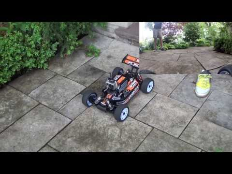HPI Vorza Speed Runs 53mph GoProHD
