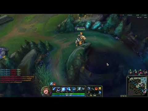 League of Legends: Extreme Jump Scare (Funny Moments)