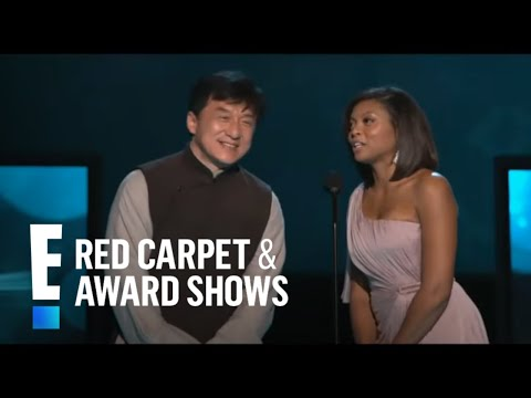 PCA 2010: Taraji P. Henson and Jackie Chan present nominees for Favorite Action Star