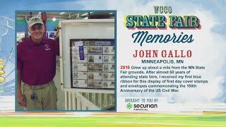 State Fair Memories On WCCO 4 News At 5 - September 5, 2020