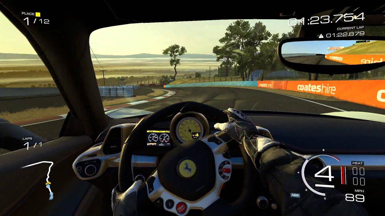 forza motorsport 5 ferrari 458 italia xbox one gameplay