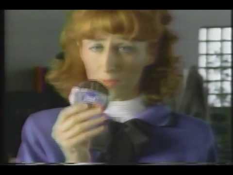 Vicki Lewis York Peppermint Pattie Commercial