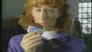 Vicki Lewis York Peppermint Pattie Commercial thumbnail